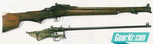 无托枪发展简述(一)无托枪的早期发展
