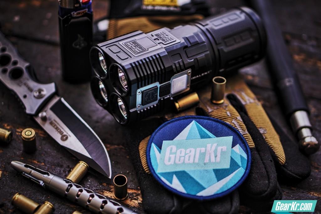 这是一支科技感十足的手电——IMALENT双瞳鲨系列DDT40使用测评