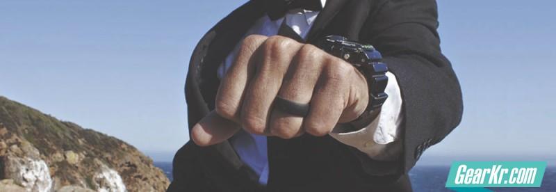 8种打破传统的创意婚戒