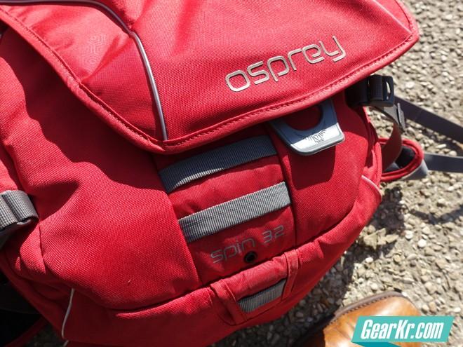 Osprey Spin 32骑行背包测评