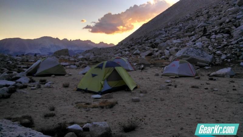 如何选择合适的帐篷