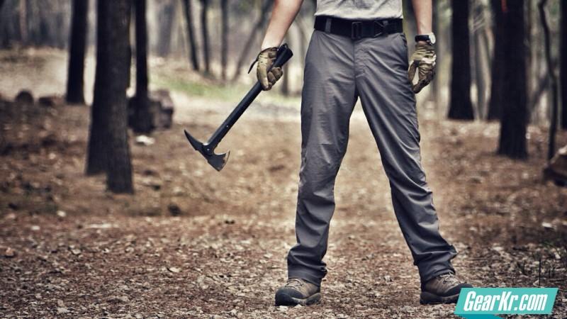 低调实用——龙牙二代烈刃轻型战术通勤裤