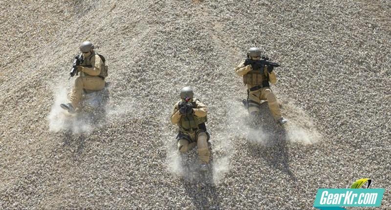 国内首测:欧洲锋线战术品牌——尤艾弗战术(UF PRO)攻击先锋 —HT战术裤