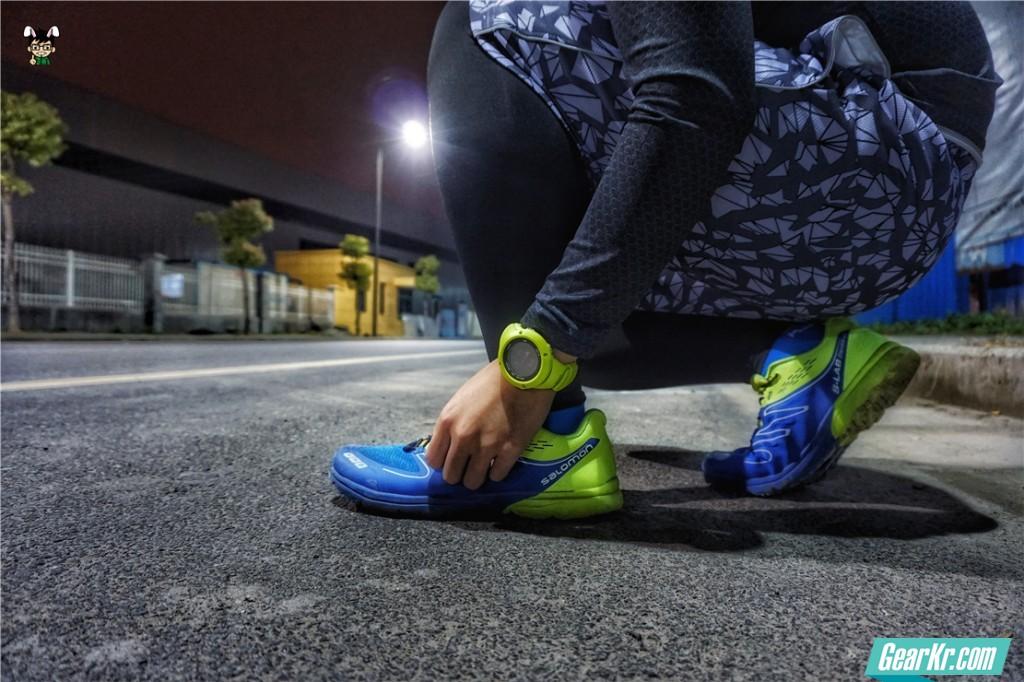 跑者的安全PB助理——SUUNTO AMBIT3 Run