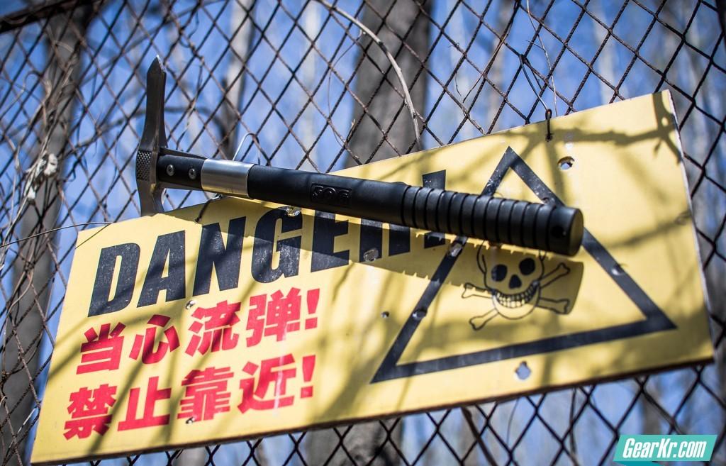 斧劈山河之SOG F01P-N战斧