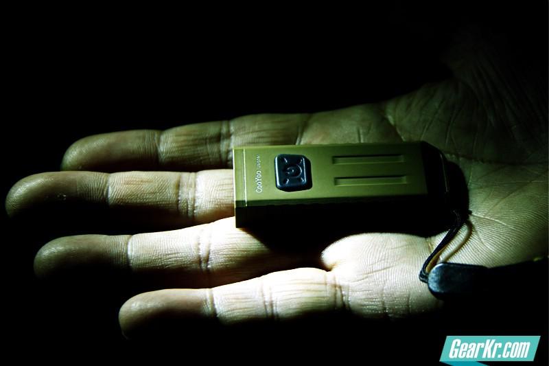 掌上明珠——cooyoo USignal便携多功能手电测评