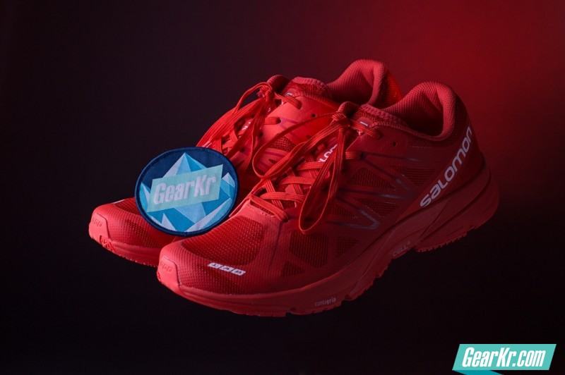 红红火火恍恍惚惚——SALOMON S-LAB SONIC萨洛蒙小红鞋二代体验感受