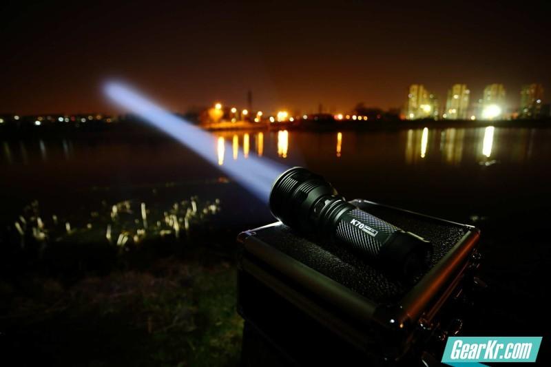 新一代远射杀手ACEBEAM K70入手大评 夜射 拆解 美图 LL0899出品