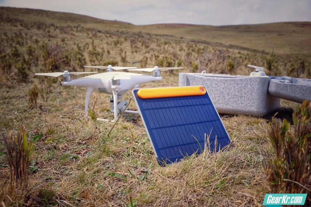 BIOLITE SolarPanel 5+,全新的便携太阳能板