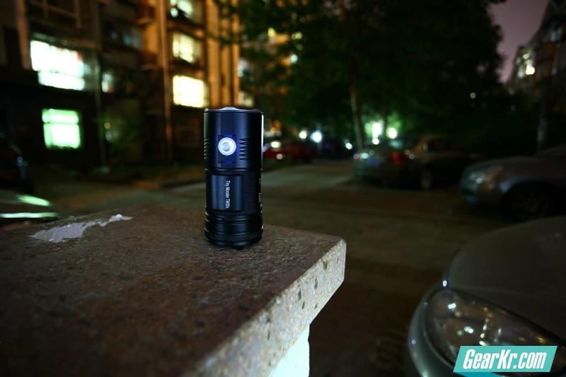 新品掌上4头小钢炮NITECORE TM06s 多图夜射慎入 LL0899出品