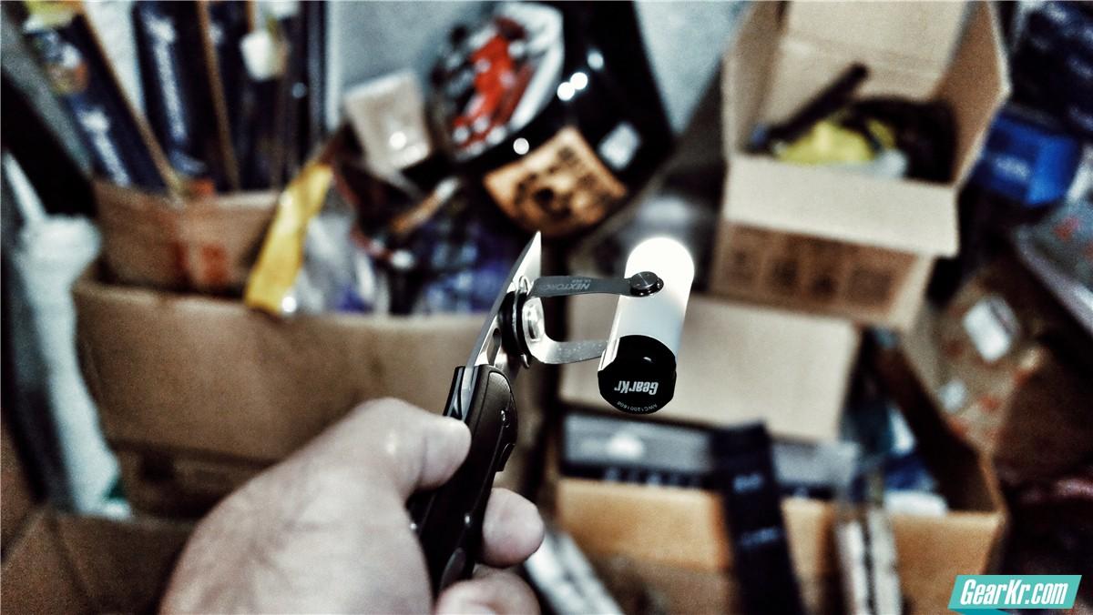 小身材,大能量,纳丽德UL360-口袋里的全方位照明