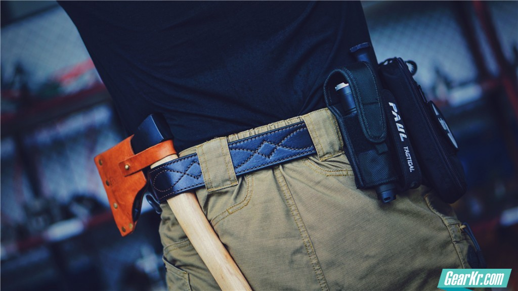 匠人的皮带——龙牙重装皮带