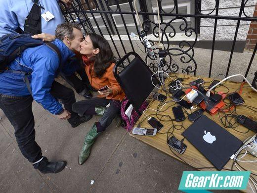 灾难来临之时保持手机长期有电:桑迪飓风带给我们的教训
