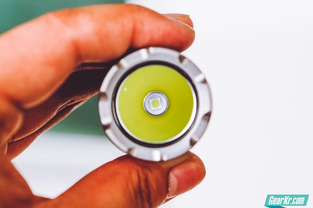 这是必须要拍的,XP-L HI V3映出的一碗黄水