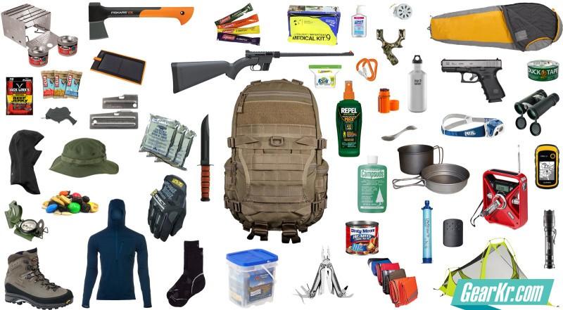 如何准备你的72小时避难包(Bug-Out Bag)