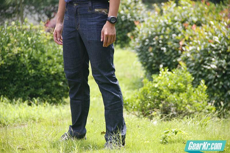 延续经典——龙牙挑战轻量CORDURA战术牛仔裤测评