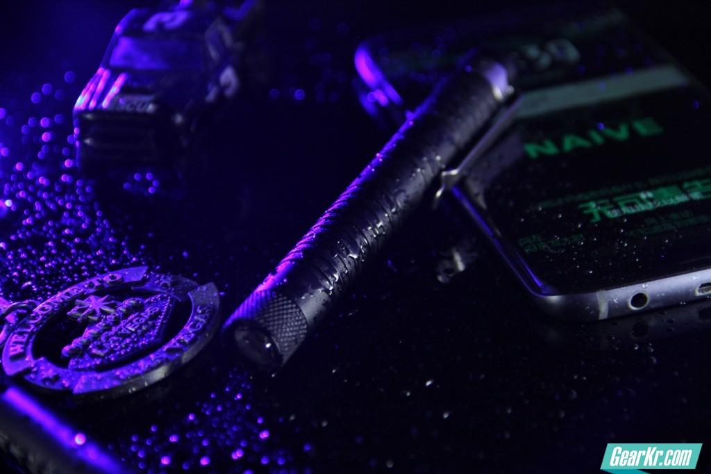 EDC新秀——POWERTAC SABRE 笔形手电