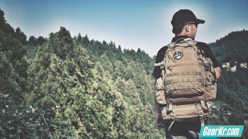 战术、户外也通勤——COMBAT 2000 3日突击包使用感受