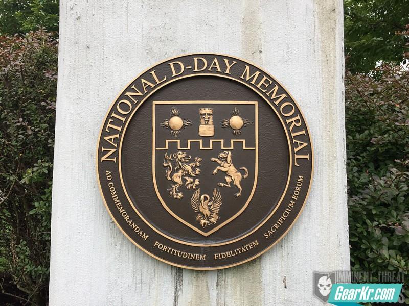 霸王行动——佛州贝德福德(BEDFORD)诺曼底登陆D日纪念馆的照片游记