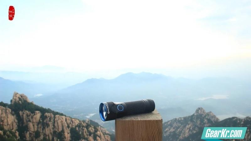 黑夜克星-OLIGHT R50 SEEKER(蓝色压圈)体验报告