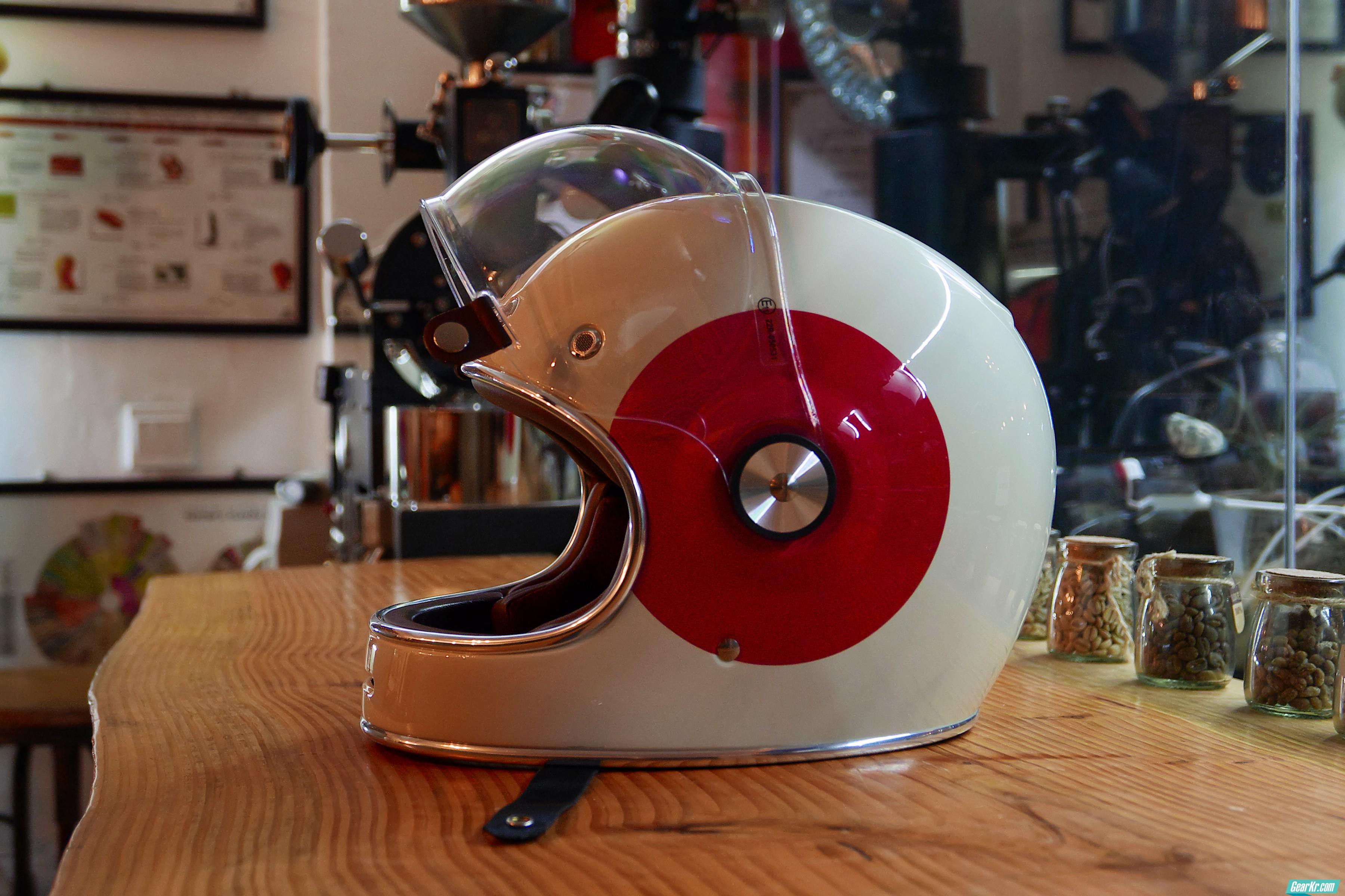 #I爱ZB# BELL Bullitt TT Helmet 入手赏析