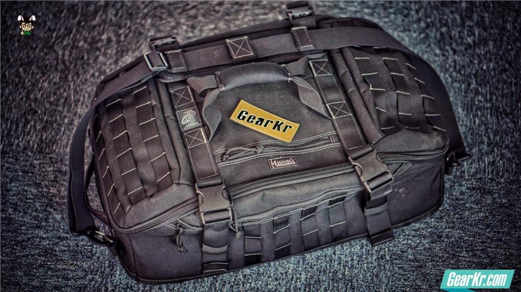 #I爱ZB#看看GearKr老司机的装备袋里都有些什么