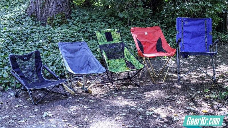 我最喜欢的五把户外椅子