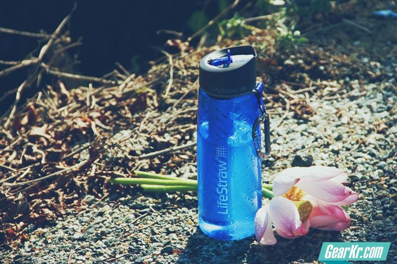 行走的滤水器——LifeStraw GO生命水壶测评