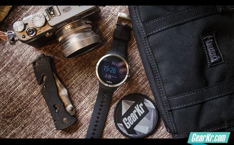探索你的极限-Suunto Spartan Ultra新款户外运动腕表国内首测