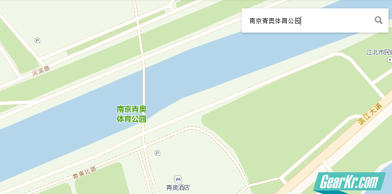 地图搜索有所改善
