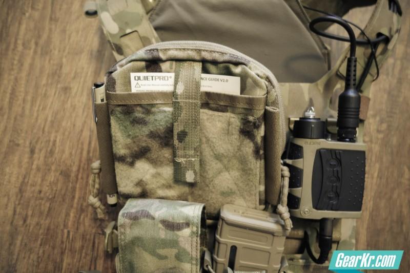 指挥员的小助手——Tactical Tailor记事本包与High Ground地图包对比