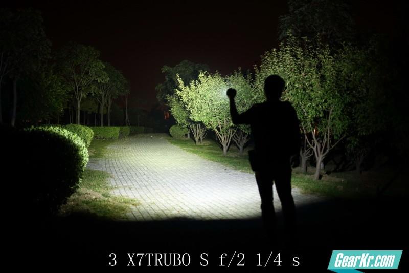 3 X7TRUBO S