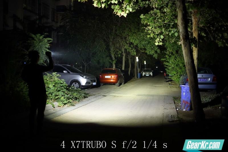 4 X7TRUBO S