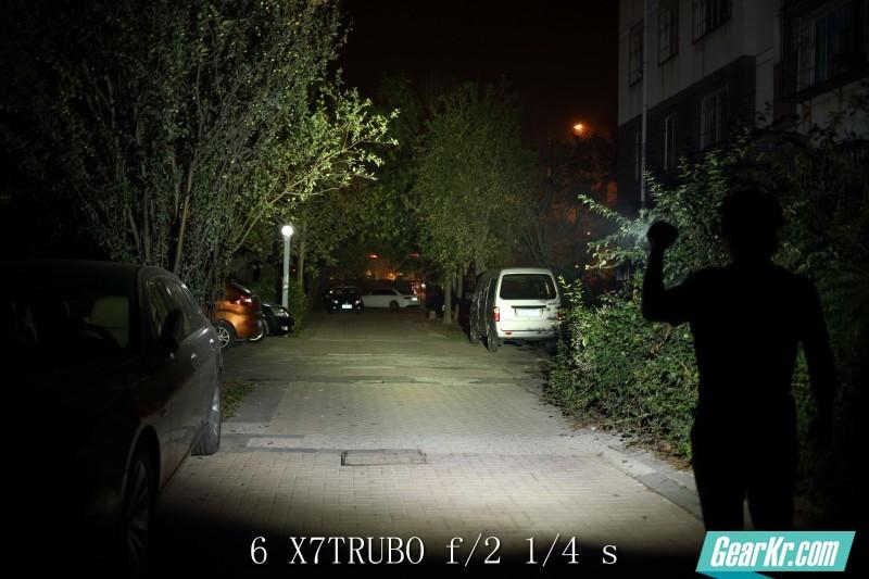 6 X7TRUBO