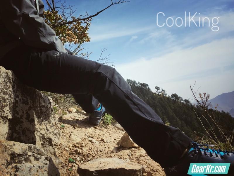 软壳裤初体验——Arc'teryx Gamma Rock 简单评测