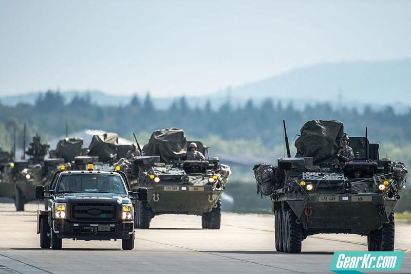 驾车旅行:军用驾驶技术运用到下一次自驾旅行