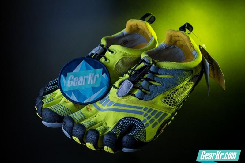 回归原始的奔跑,步履轻盈——Vibram FiveFingers KMD Sport LS五指鞋使用体验