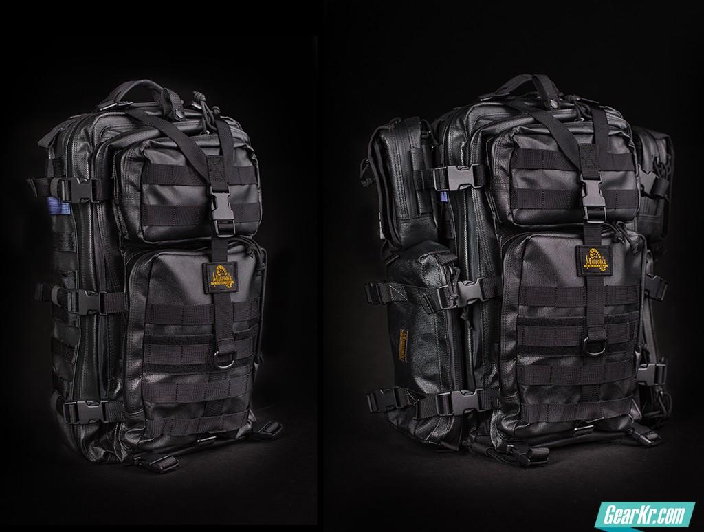 全新定位的超级背囊——Magforce黑标版注胶超级3P