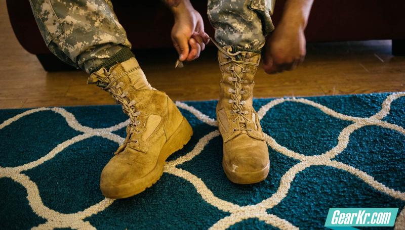 24种军靴鞋带的系法,你知道几种?