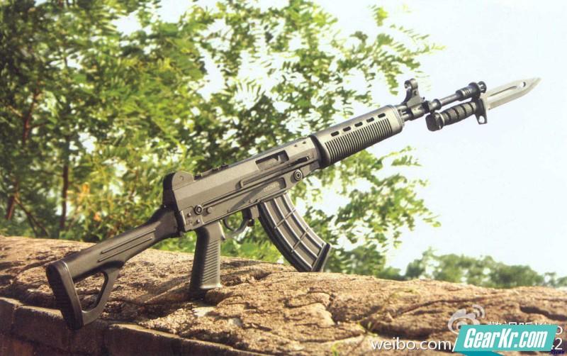 """论""""03式自动步枪""""在中国轻武器家族中的地位!"""