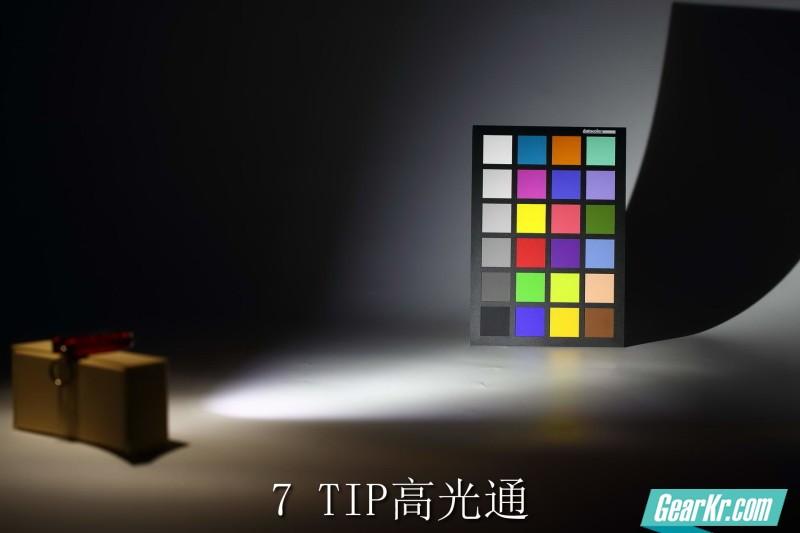 7 TIP高光通