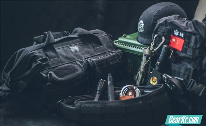 岂止能装,更能装——MagForce0656大开口装备袋