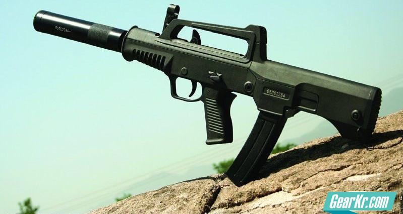 """""""为取代而生""""中国QCW05式5.8毫米微声冲锋枪"""