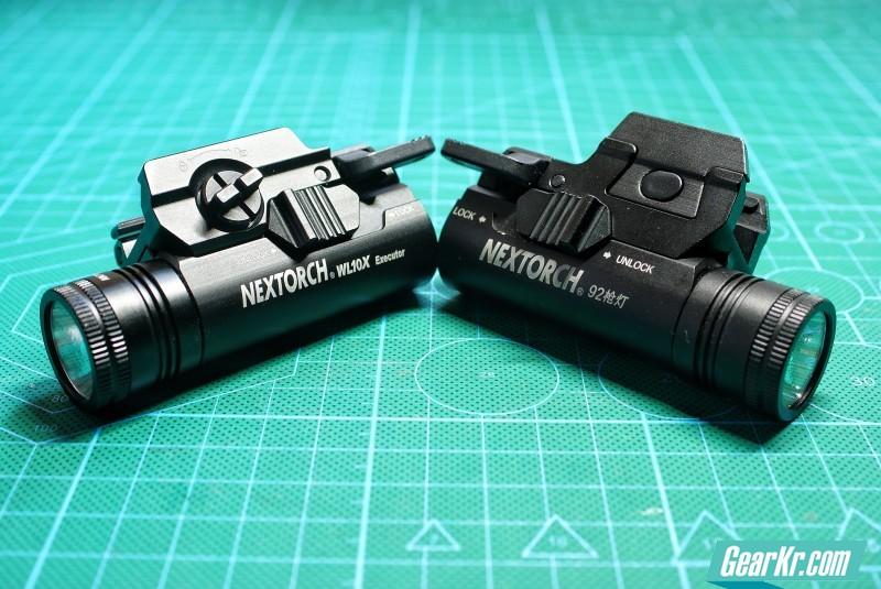 通用为王—Nextorch WL10X 枪灯简测报告