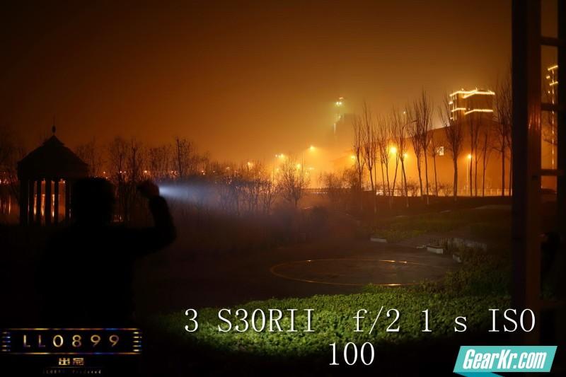 3 S30RII