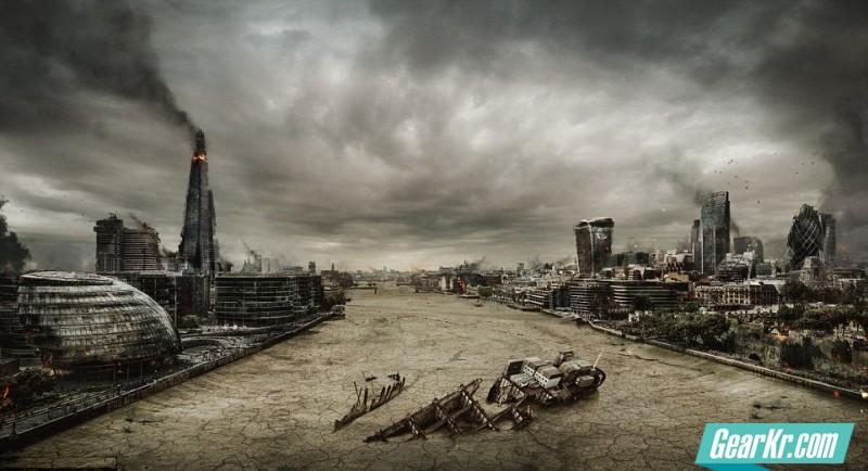 如何应对世界末日,重建文明?