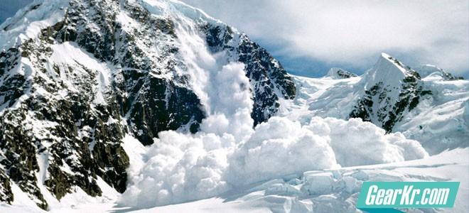 如何在雪崩中生存