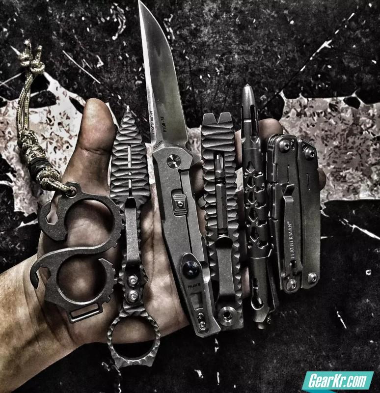 绅士之刃,另类口袋刀,RUIKE锐可P108