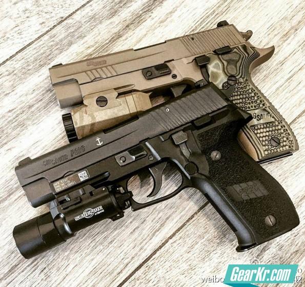 """瑞士枪械传承,铸就一代名枪 """"SIG–P75"""""""