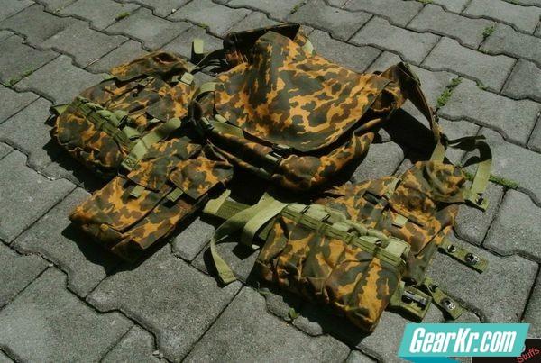 战术背心6SH92 Tactical Vest简评
